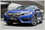Car Review - Honda Civic 1.6 i-VTEC (A)