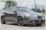 Car Review - Alfa Romeo Giulietta 1.8 Quadrifoglio Verde Turbo (A)