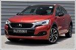 Car Review - DS 4 Crossback Diesel 1.6 BlueHDi EAT6 (A)