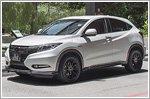 Car Review - Honda Vezel Hybrid 1.5 X (A)