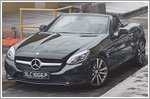 New Mercedes-Benz SLC is stylish but soft