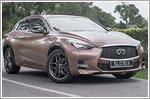Car Review - Infiniti Q30 2.0T Sport (A)