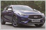 Car Review - Infiniti Q30 Diesel 1.5T Premium (A)