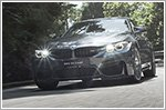 Car Review - BMW M Series M4 3.0 Coupe Competition Package (A)