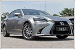 The Lexus GS350 is a Japanese onslaught