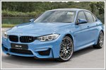 BMW M3 Competition Package is harder and faster