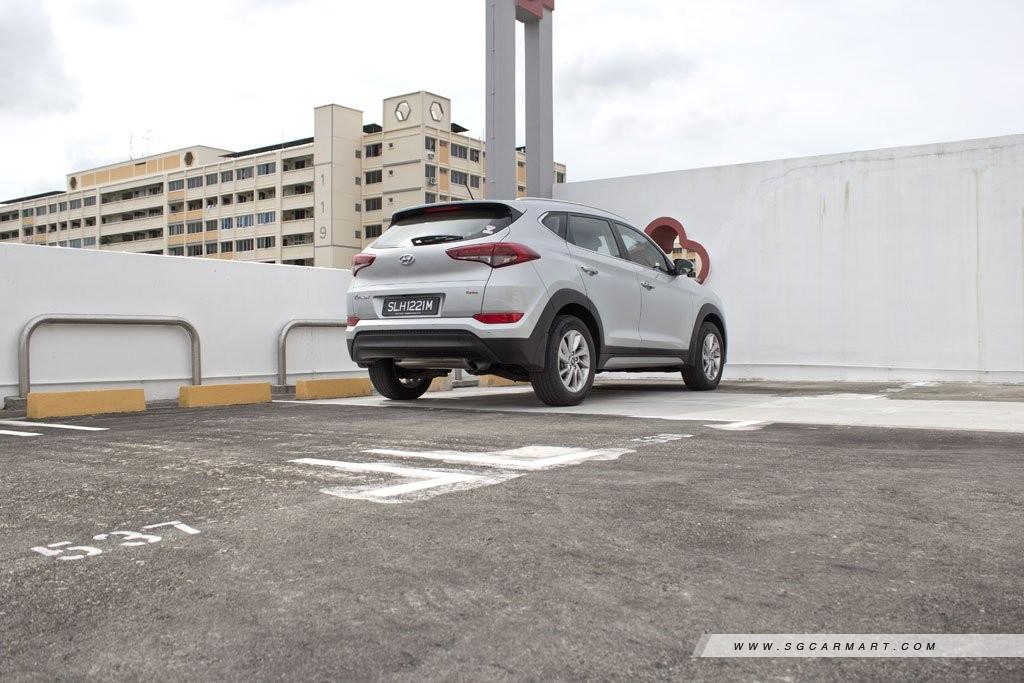 Car Review - Hyundai Tucson 1 6 GLS DCT Turbo (A)