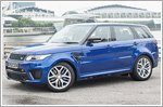 Car Review - Land Rover Range Rover Sport 5.0 SVR V8 Supercharged (A)