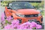 Car Review - Land Rover Range Rover Evoque Convertible 2.0 Si4 (A)