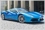 Car Review - Ferrari 488 Spider 3.9 (A)