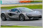 First Drive - McLaren 570S 3.8 (A)