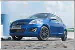 Facelift - Suzuki Swift 1.4 GLX Special Edition Plus (A)