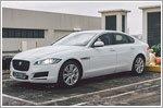 Car Review - Jaguar XF 2.0 Prestige (A)