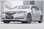 Car Review - Honda Legend Hybrid 3.5 i-VTEC (A)