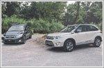 Comparison - Subaru XV 1.6i-S (A) & Suzuki Vitara 1.6 Panoramic Roof 4WD Premium (A)