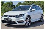 Car Review - Volkswagen Golf Variant 1.4 TSI DSG R-Line (A)