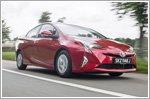 Car Review - Toyota Prius Hybrid 1.8 (A)