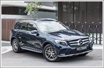 Mercedes' new GLC250 is calm and composed
