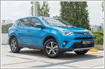 Toyota's facelifted RAV4 recaptures our hearts