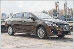 Car Review - Suzuki Ciaz Premium 1.4 (A)