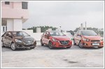 Suzuki Ciaz calls out compact sedan rivals