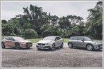 Comparison - Infiniti Q30 & MINI Cooper S Clubman 2.0 & Volvo V40 Cross Country