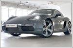 Car Review - Porsche 718 Cayman PDK 2.0 (A)