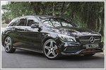Facelift - Mercedes-Benz CLA-Class Shooting Brake CLA250 Sport (A)