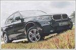 Car Review - BMW X5 xDrive25d M Sport (A)