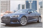 Audi A5 is an everyday coupe