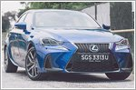 Updated Lexus IS is a smooth and fast samurai