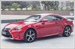 Car Review - Lexus RC Turbo 2.0 (A)