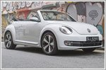 Car Review - Volkswagen Beetle Cabriolet 1.2 TSI DSG (A)