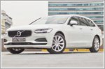 Car Review - Volvo V90 T5 Momentum (A)