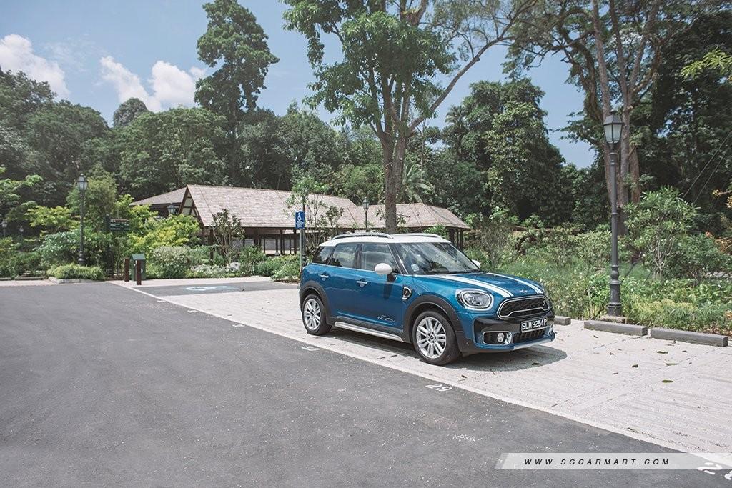 Car Review - MINI Cooper S Countryman 2 0 (A)