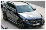 Mercedes-Benz GLC 43 AMG is powerful and practical