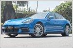Car Review - Porsche Panamera PDK 3.0 (A)