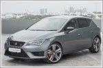 Car Review - Seat Leon Cupra 2.0 TSI DSG (A)