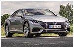 First Drive - Volkswagen Arteon 2.0 TSI DSG R-Line (A)