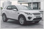 Car Review - Land Rover Discovery Sport Diesel 2.0 TD4 SE (A)