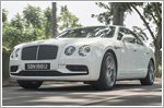 Car Review - Bentley Flying Spur 4.0 V8 S (A)