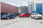Comparison - Renault Clio 1.2T & Seat Ibiza 1.0 EcoTSI & Volkswagen Polo 1.2 TSI