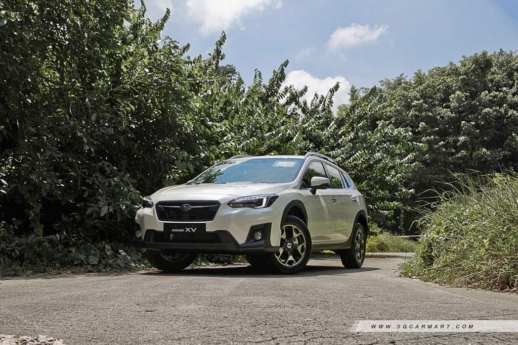 Car Review - Subaru XV 1 6i-S (A)