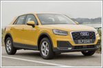 Out and about in the baby Audi Q2 1.0