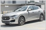 Car Review - Maserati Levante Diesel 3.0 V6 Sports Pack (A)