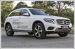 The Mercedes GLC200 will be bullied no more