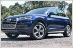 The Audi Q5 is an excellent choice of car to have
