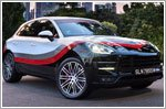 Car Review - Porsche Macan Turbo PDK 3.6 Performance Package (A)