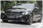 Car Review - Mercedes-Benz E-Class Estate E43 AMG 4MATIC (A)