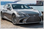 First Drive - Lexus LS Turbo LS500 V6 3.5 (A)